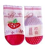 Ergora ABS Socken Babysocken Mädchen Socken PHTHALATFREI ohne schädliche Weichmacher