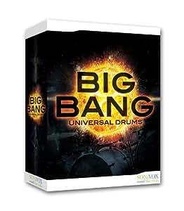Sonivox Big Bang Universal Drums - Logiciel Instrument virtuel