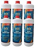 INOX Intensiv Partikelfilter-Spülung, 6x 1L - Additiv für Dieselsysteme mit Partikelfilter