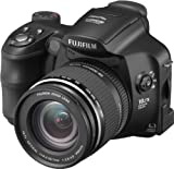 FujiFilm FinePix S6500fd Digitalkamera (6 Megapixel, 10,7-fach opt. Zoom, 6,4 cm (2,5 Zoll) Display, Face Detection)