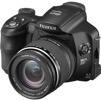 FujiFilm FinePix S6500fd Digitalkamera (6 Megapixel, 10,7-fach opt. Zoom, 6,4 cm (2,5 Zoll) Display, Face Detection)