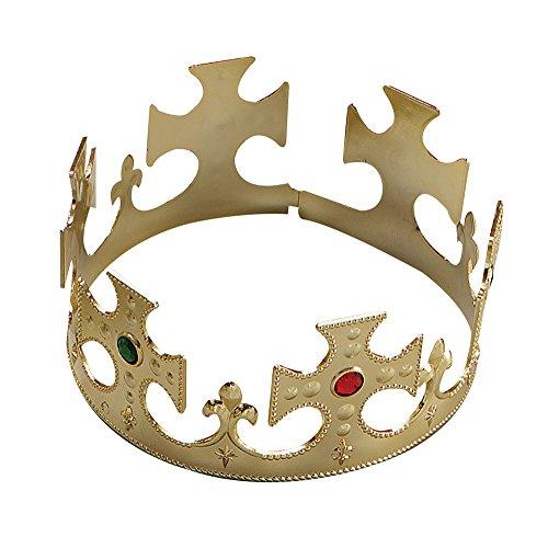 Krone des Königs, Gold