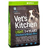 Vet's Kitchen Dog Food Chicken and Brown Rice Light Complete Adult 3 kg