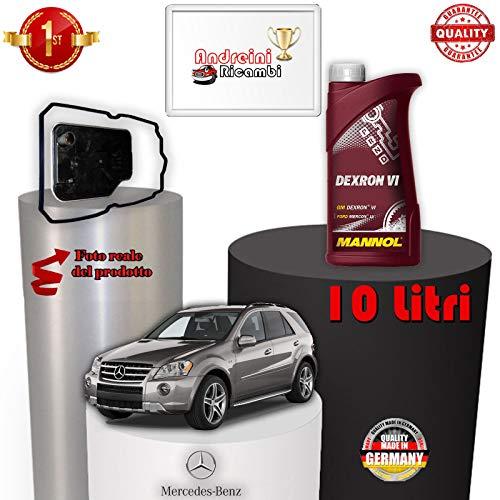 KIT FILTRO CAMBIO AUTO E OLIO W164 ML 450 CDI 225KW 2009 -> /1076