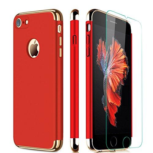 iphone-7-caso-pro-e-ultra-delgado-3-in-1-electroplate-textura-del-metal-espalda-dura-funda-protector