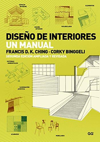 Diseño de interiores: Un manual por Francis D.K. Ching