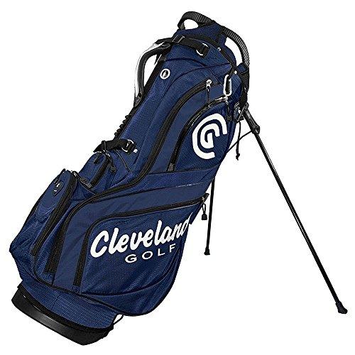Cleveland Golf CG Light Stand, Sac du Golf, Navy/Blanc