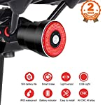 51%2BvM4IRhsL. SS150 Nestling Luci LED per Bicicletta Ricaricabili USB,CREE XM-L U3 LED 1200 Lumen Super Luminoso Luce Bici Anteriore e…