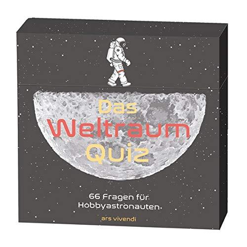 Das Weltraum-Quiz - 66 Fragen für Hobbyastronauten