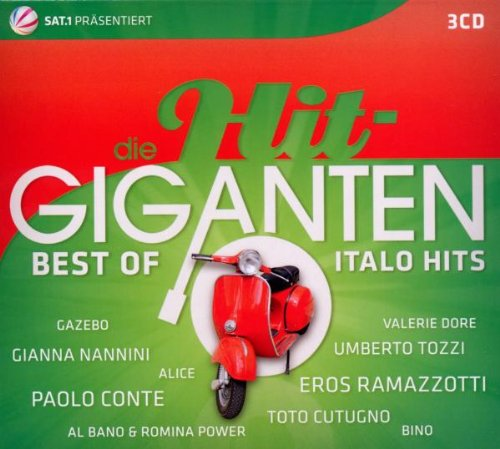 Die Hit Giganten-Best of Italo Hits -