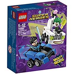 Lego Super Heroes 76093 - Joker Mighty Micros: Nightwing Contro the