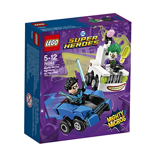 LEGO Super Heroes - Mighty Micros: Nightwing vs. The Joker (76093)