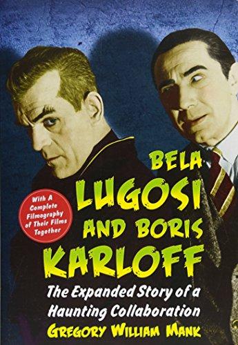 Bela Lugosi and Boris Karloff