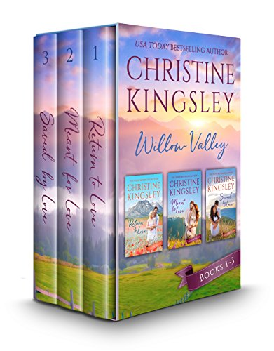 The Willow Valley Series: Books 1-3 by [Kingsley, Christine]