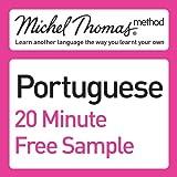 Michel Thomas Method: Portuguese Course Sample