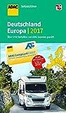 ADAC Stellplatzführer Deutschland/Europa 2017: Mit zwei herausnehmbaren Planungskarten (ADAC Campingführer) bei Amazon kaufen