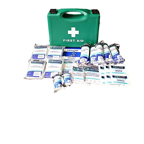 Erste-hilfe-kit 1 Person (HSE 1-10 Personen HSE Arbeitsplatz Erste Hilfe Kit)