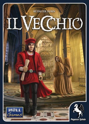 Preisvergleich Produktbild Pegasus Spiele 55100G - Il Vecchio (deutsch/englische Ausgabe)