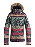 Roxy Damen Jet Ski Se Snow Jacket, Multicolored, L