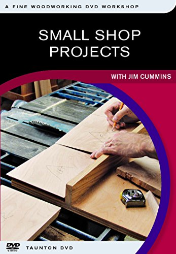 Small Shop Projects: With Jim Cummins [UK Import]