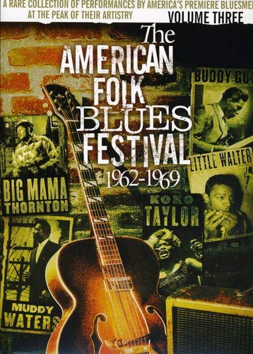 Various Artists - The American Folk Blues Festival, Volume 3 [Limited Edition] - Folk Musik-dvd American