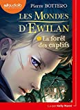 les mondes d ewilan 1 la for?t des captifs livre audio 1 cd mp3