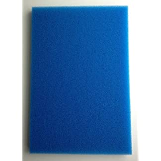 Finest-Filters DIY Course Foam Media Sheet for Aquarium and Pond Filters 12