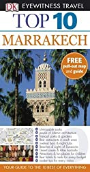 DK Eyewitness Top 10 Travel Guide: Marrakech by Andrew Humphreys (2008-02-01)