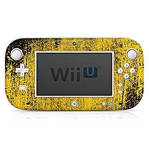 Skin Aufkleber Sticker Folie für Nintendo Wii U Gamepad Sg Dynamo Dresden Fanartikel Fussball