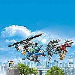 LEGO City - Le drone de la police - 60207 - Jeu de construction