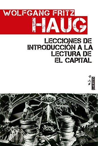 Lecciones de Introducción, Lectura El Capital (Trebol Negro)
