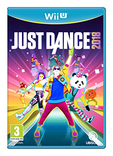 Foto Just Dance 2018 - Nintendo Wii U