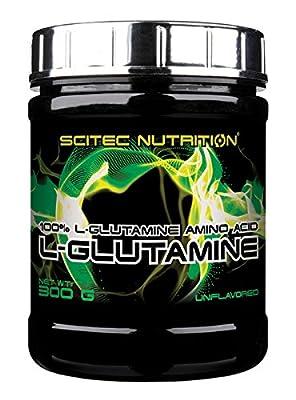 Scitec Nutrition 100% L-Glutamine Amino Acid Powder