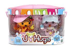 Giochi Preziosi u-Hugs-Muñeca Snowgirl + Fruiter