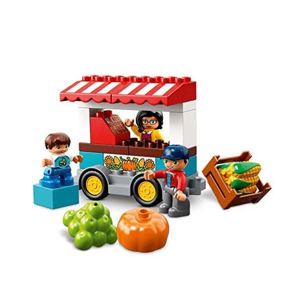 LEGO Duplo - il Mercatino Biologico, 10867 3 spesavip