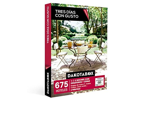 DAKOTABOX - Caja Regalo - TRES