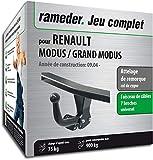Rameder Attelage démontable avec Outil pour Renault Modus/Grand Modus + Faisceau 7 Broches (130504-05213-1-FR)