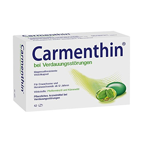 Carmenthin bei Verdauungs 42 stk