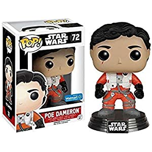 Funko Pop Poe Dameron Ed. Limitada (Star Wars 72) Funko Pop Star Wars
