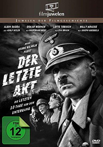 Bild von Der letzte Akt - Der Untergang Adolf Hitlers/Filmjuwelen