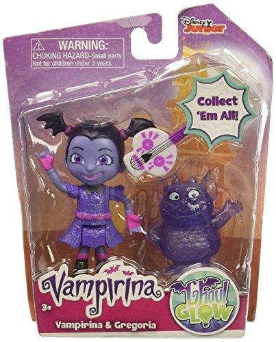 Vampirina-78067 Figuras II Y Gregoria Bandai 78067
