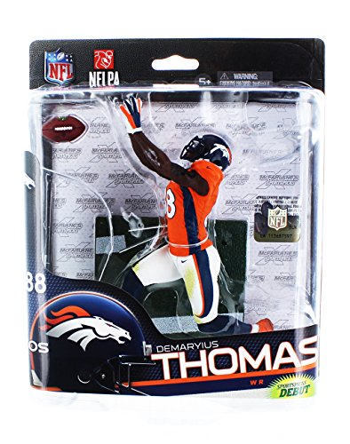 Denver Broncos, Demaryius Thomas McFarlane NFL Series 34 Exclusive Figure