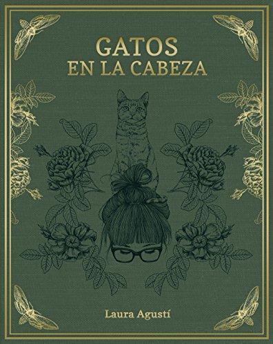 Gatos en la cabeza (Ilustración) por Laura Agustí (Lalauri)