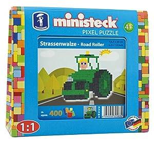 Ministeck 32583-Diseño de Interfaz Rodillo, steckplatte, Accesorios, Aprox. 400de Piezas