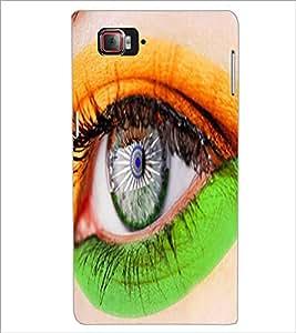 PRINTSWAG INDIAN EYE Designer Back Cover Case for LENNOVO VIBE Z2 PRO K920 G355H