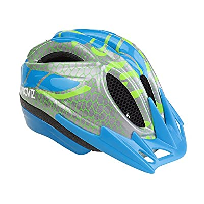 Proviz Boy Reflect360 Cycle Helmet, Blue, Small/Medium by Proviz