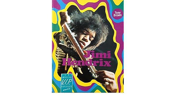 Ausst Jimmi Hendrix Stück Bild Dokumentation Tony Brown