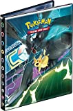 Pokemon Cahier Range Soleil et Lune-Duo de Choc (SL09) -Capacité 80 Cartes, 85879, Collectionner