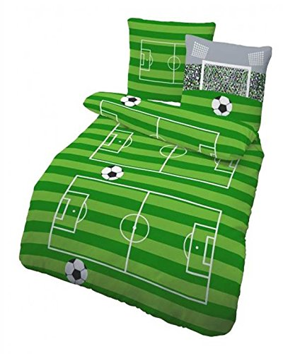 fu ball bettw sche gute fussball bettw sche bestseller das schlafparadies. Black Bedroom Furniture Sets. Home Design Ideas