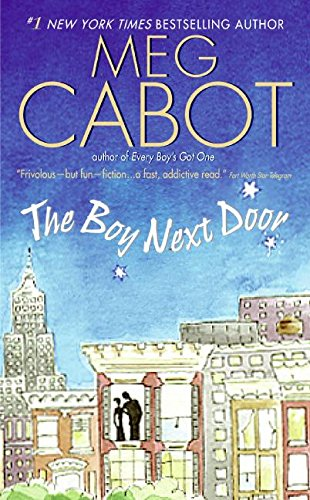 The Boy Next Door                 by Cabot Meg